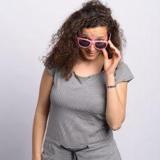 """Sandrine - mini mag DarDar - membre du collectif de Saint-Nazaire """"Les Petites Berniques"""""""