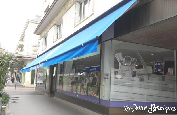 boutique diy - saint nazaire - lezard creatif