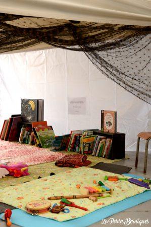 l'espace cocooning et lecture