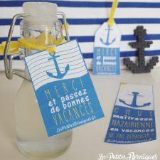 Cadeau merci maitresse - Saint-Nazaire