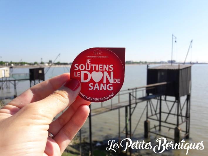 saint-nazaire - don du sang - journee mondiale