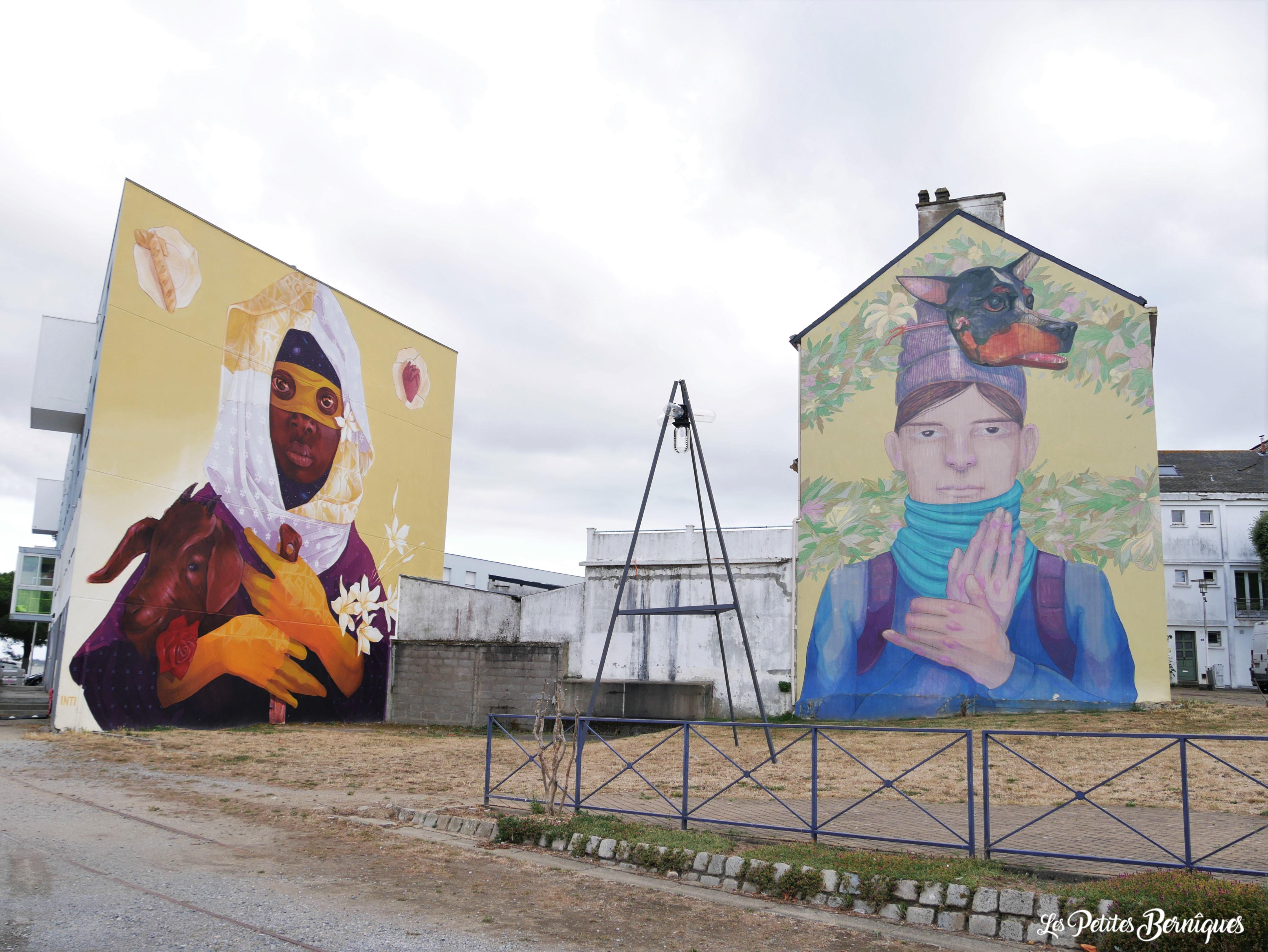Fresque des Escales 2015 Saint-Nazaire