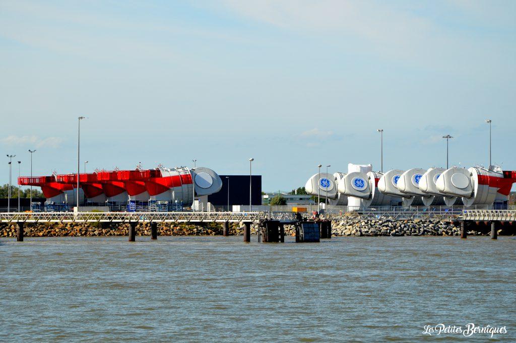 terminal éolien