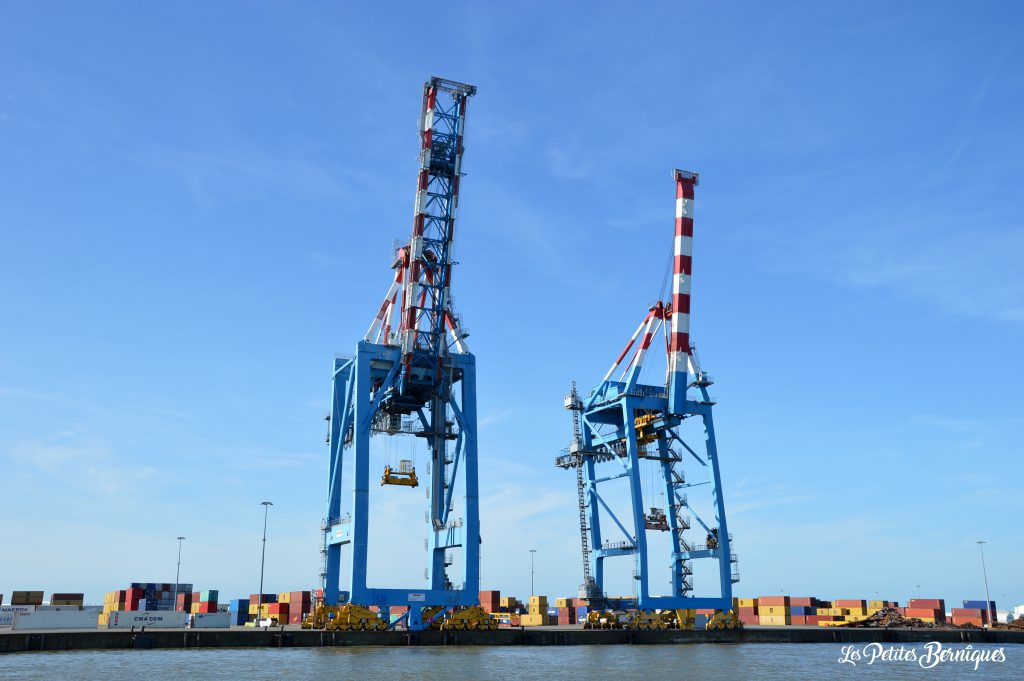 grues saint-nazaire