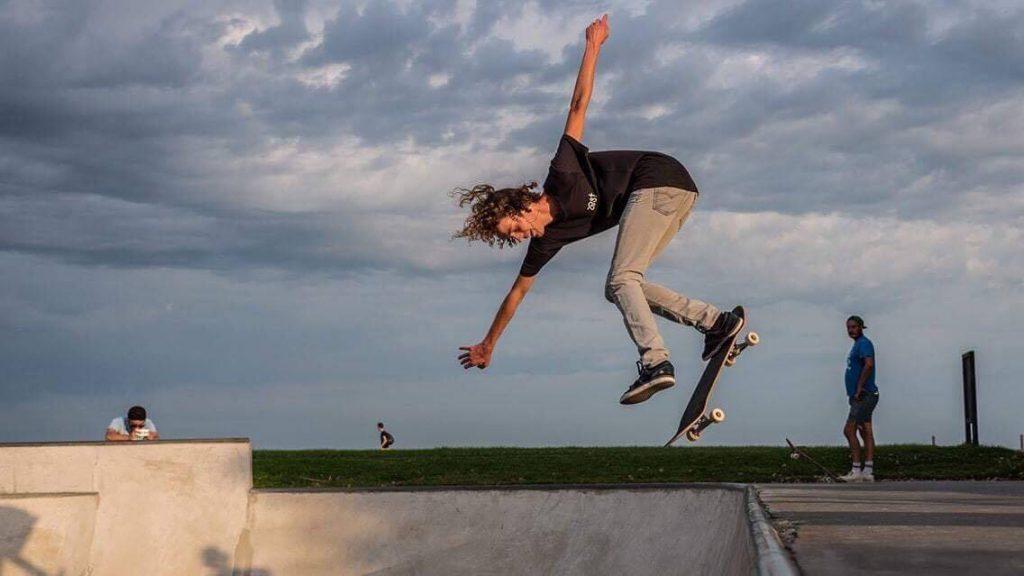Skate Park de Saint-Nazaire