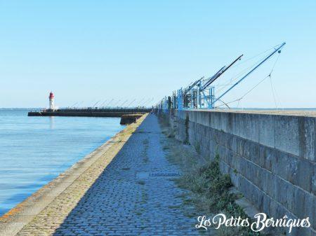 Front de mer saint-nazaire - jetee