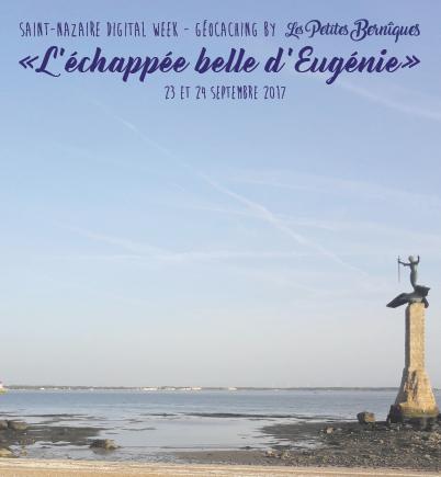 Geocaching - saint-nazaire digital week - Les petites berniques bd