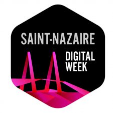 LOGO saint nazaire digital week