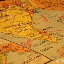 anciennes cartes geographiques aulnette