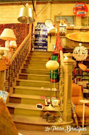 escalier aulnette