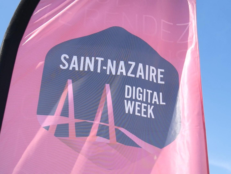 Balade numérique à Saint-Nazaire