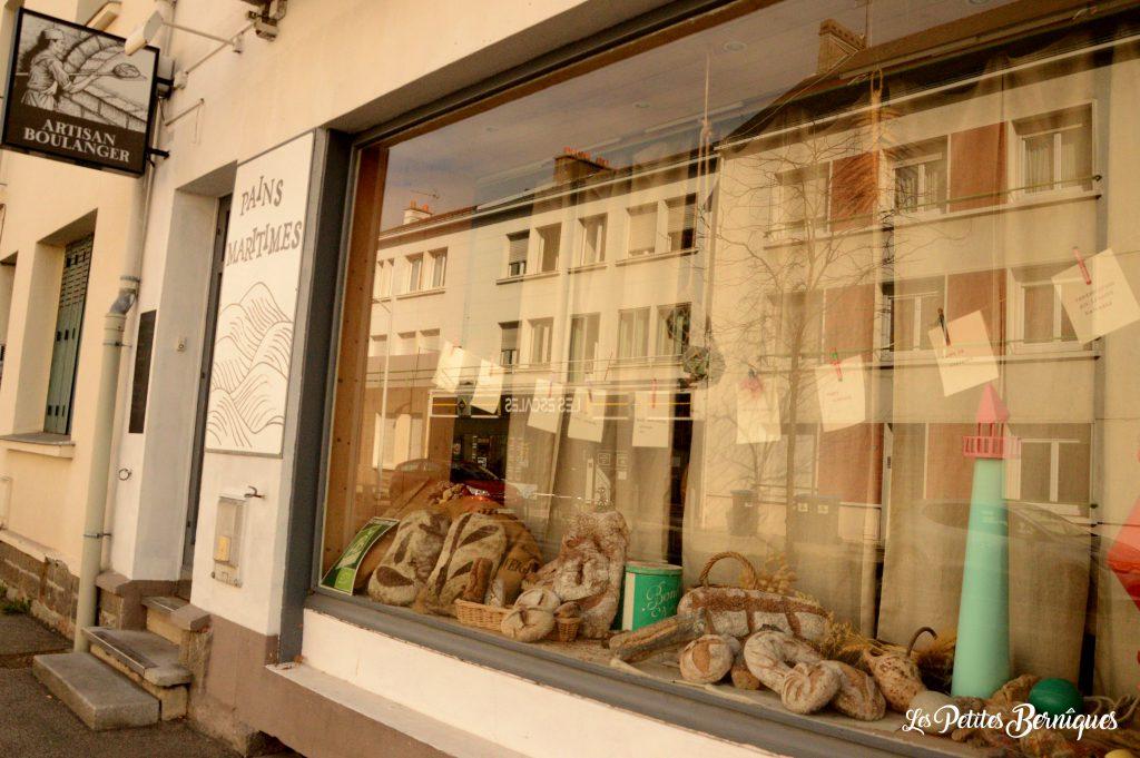 boulangerie pains maritimes saint-nazaire