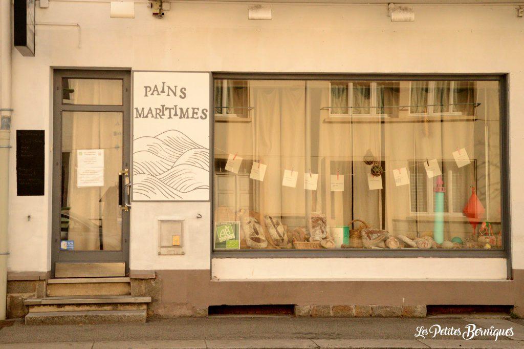 boulangerie pains maritimes st-nazaire
