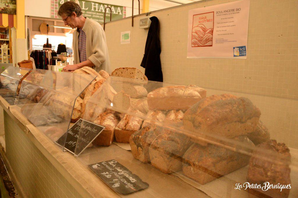 pains maritimes marché saint-nazaire