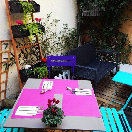 Terrasse du Pop Art Café