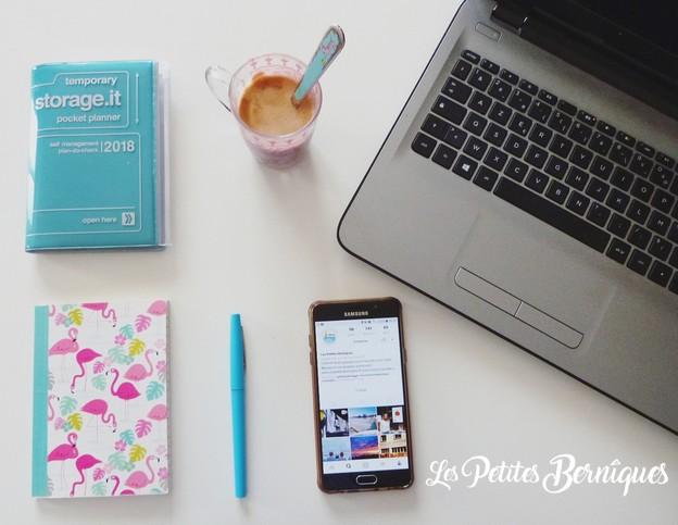 visuel - les petites berniques - compte Instagram - collectif blogueuses - saint-nazaire