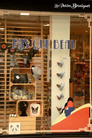 vitrine boutique créateurs saint-nazaire