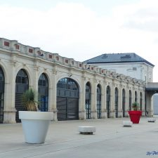 Anecdotes historiques : Le Theatre - Saint-Nazaire