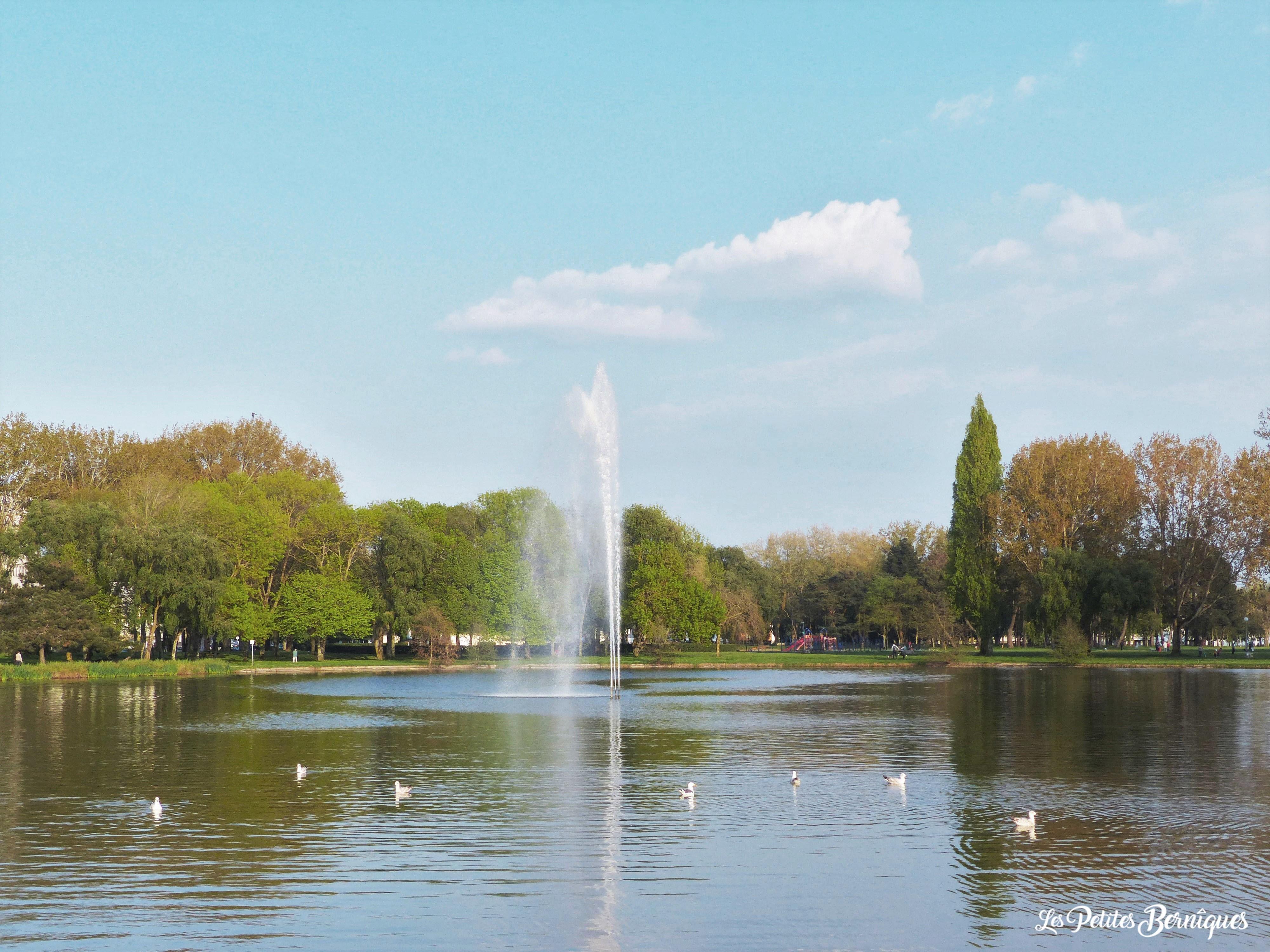 Parc paysager - Saint-Nazaire