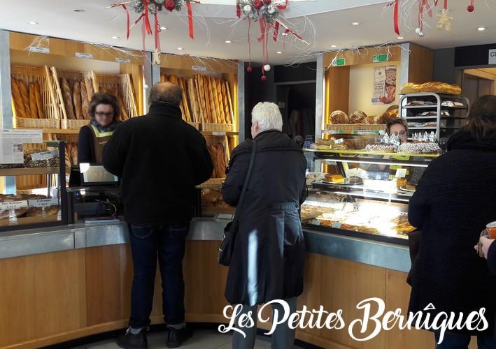 boulangerie moreau saint-nazaire - boutique