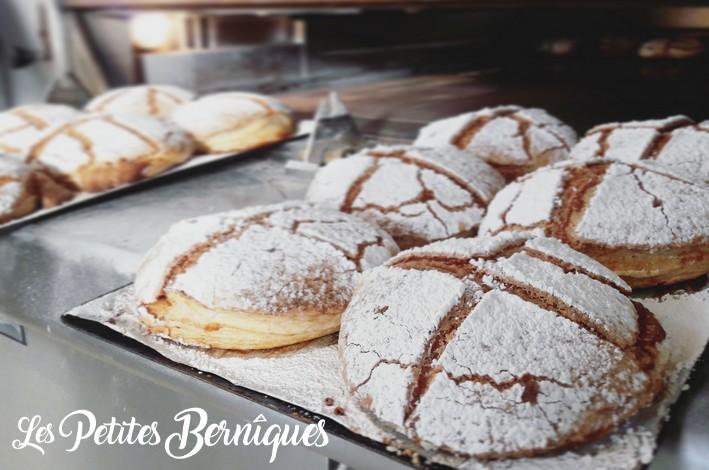 boulangerie moreau saint-nazaire - galette blanche