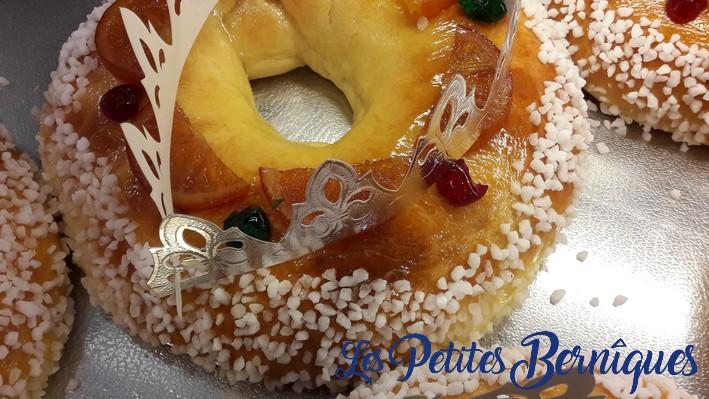 boulangerie moreau saint-nazaire - galettes brioche