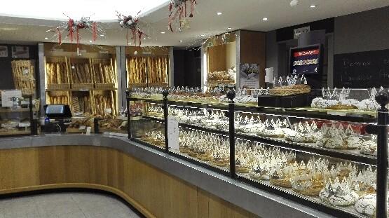 boulangerie moreau saint-nazaire