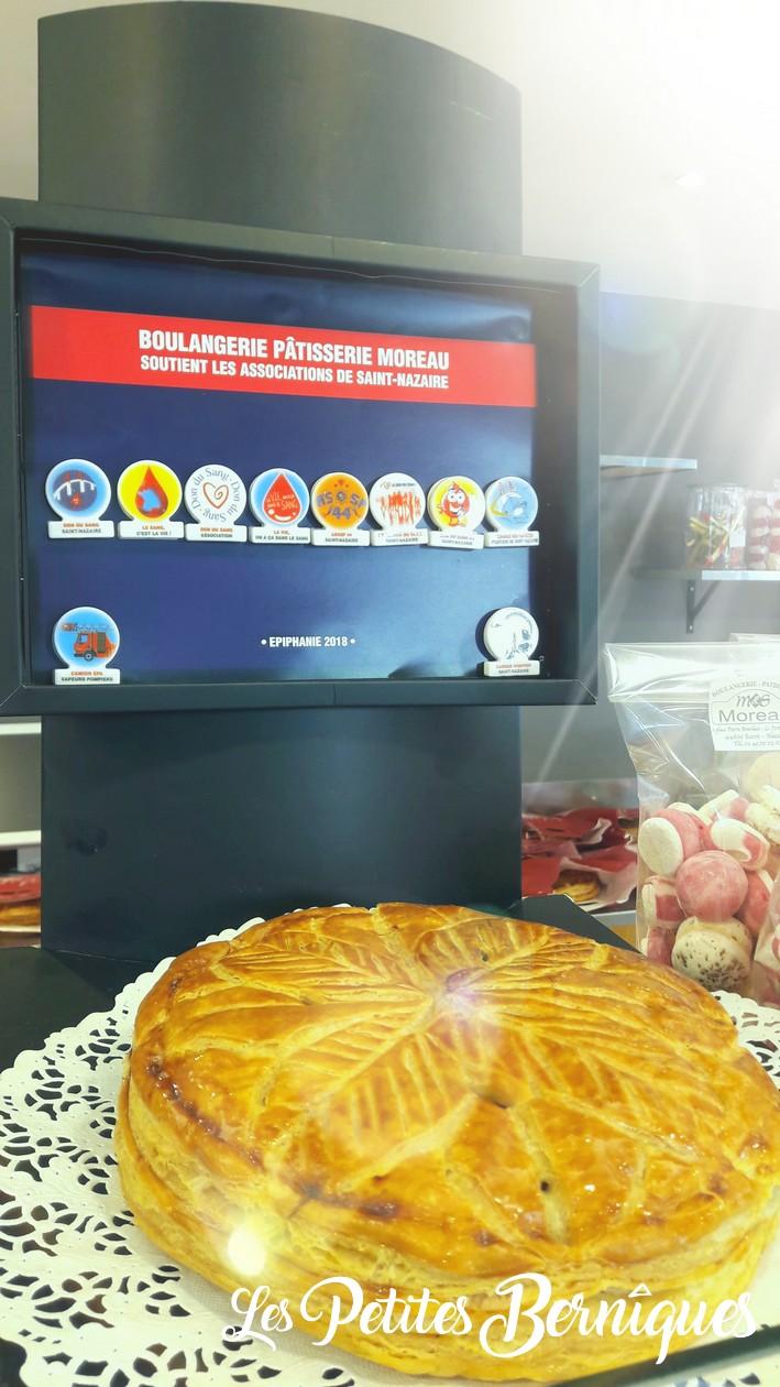soutien asso - feves - galettes - boulangerie moreau saint nazaire