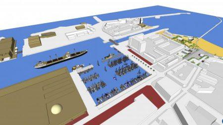 Projet port de plaisance