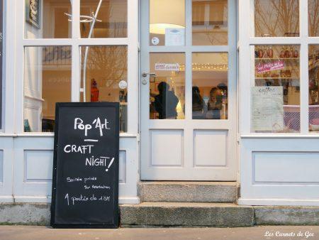 Pop Art Cafe Saint-Nazaire