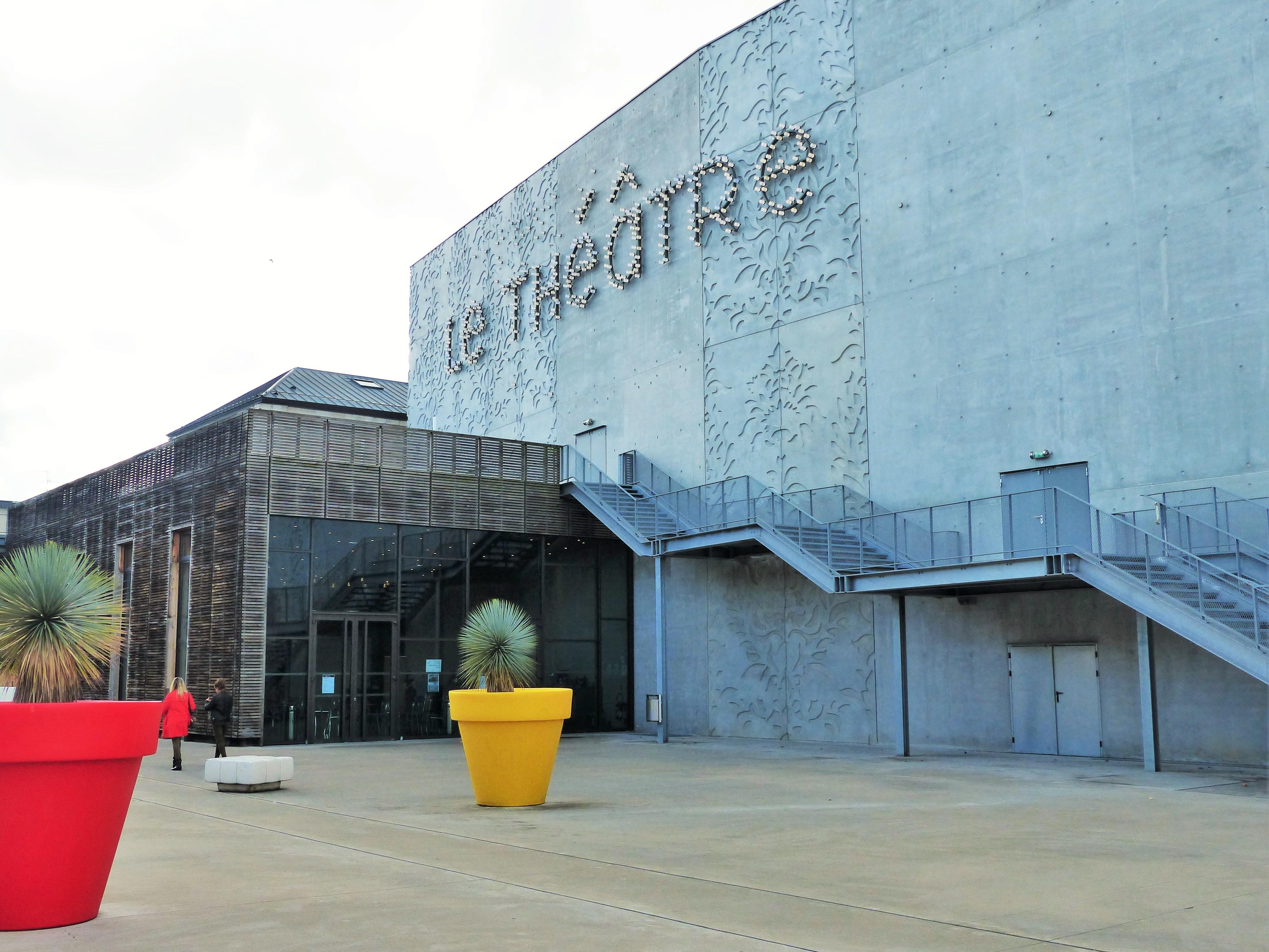 Theatre saint-nazaire