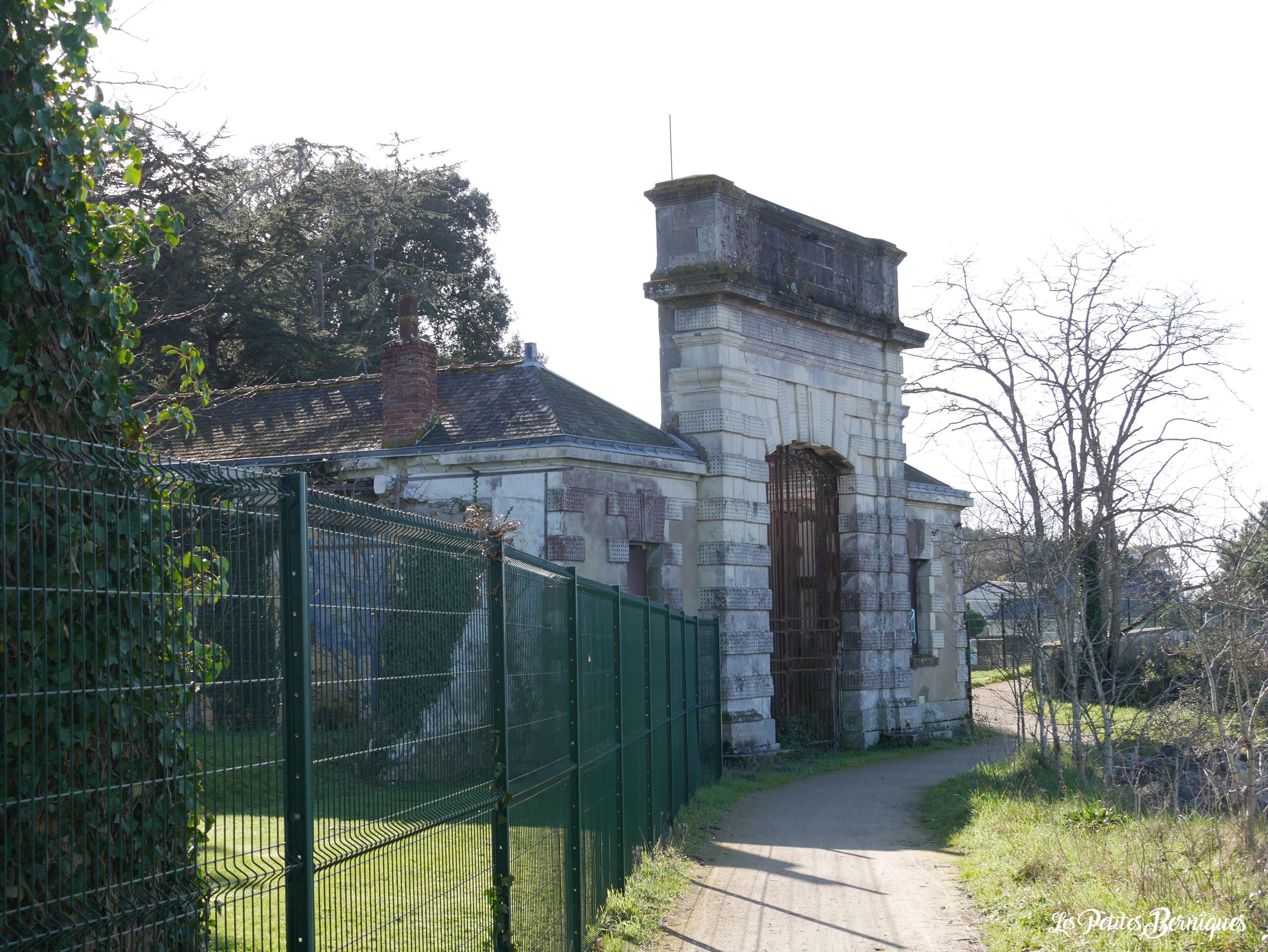 Porte du Lazaret - Saint-Brévin