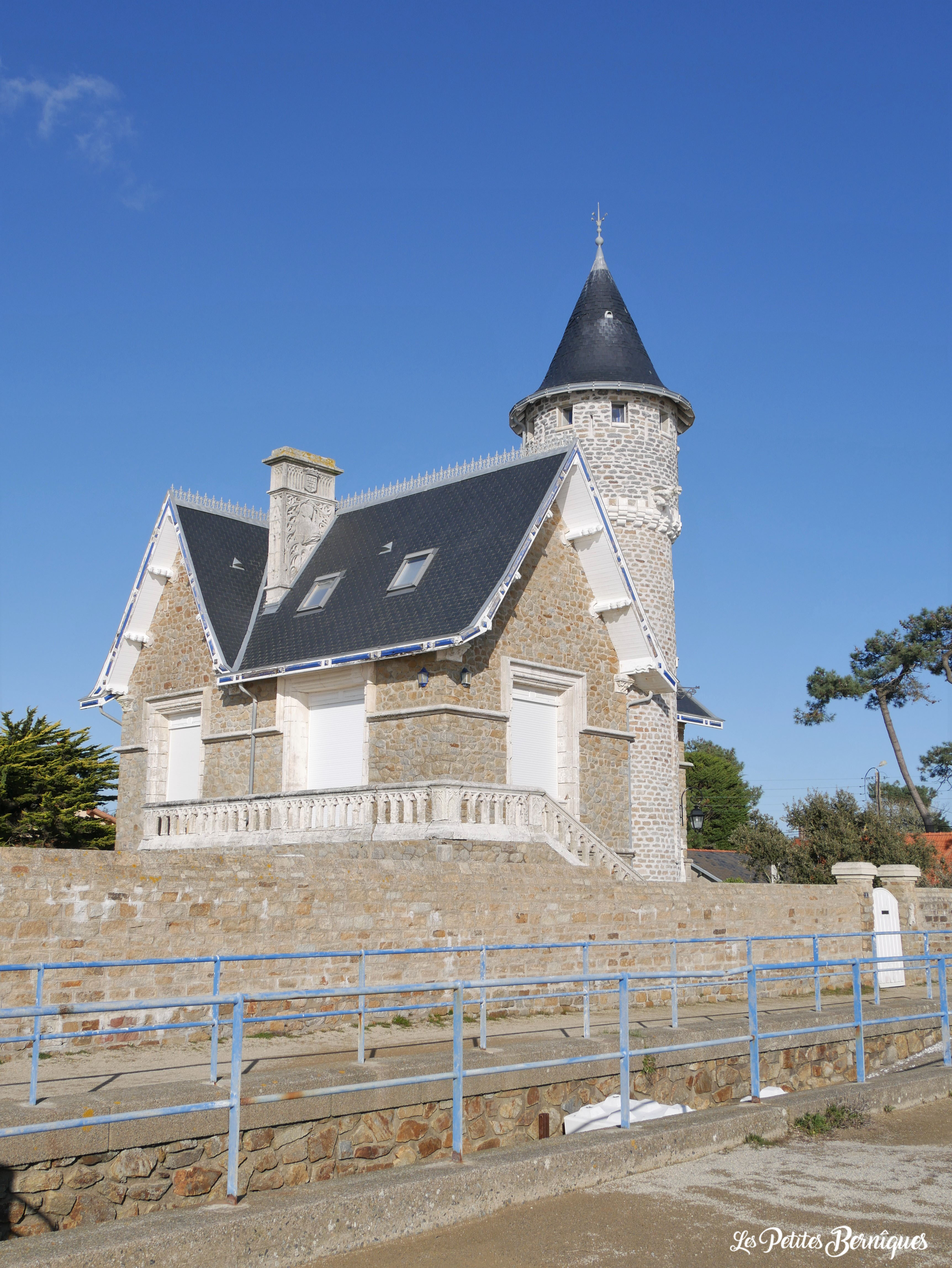Villa Duchesse Anne - Saint-Brévin