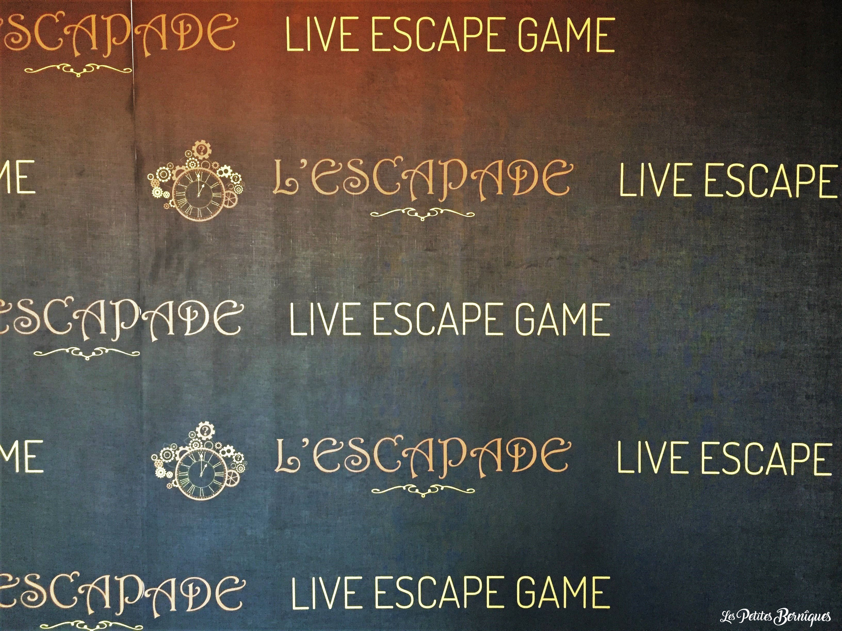 L'Escapade, escape game Saint-Nazaire