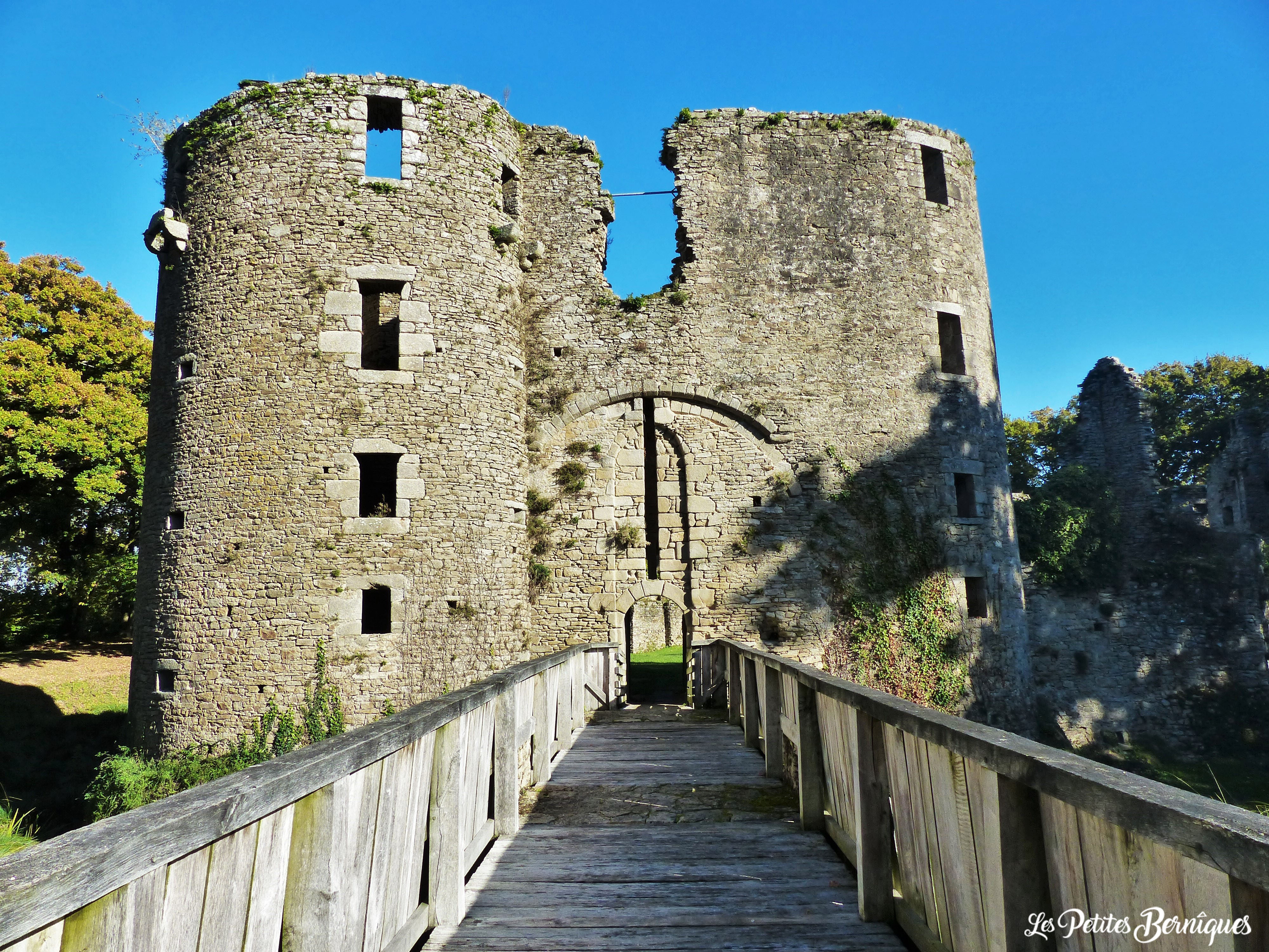 Chateau de Ranrouet Herbignac