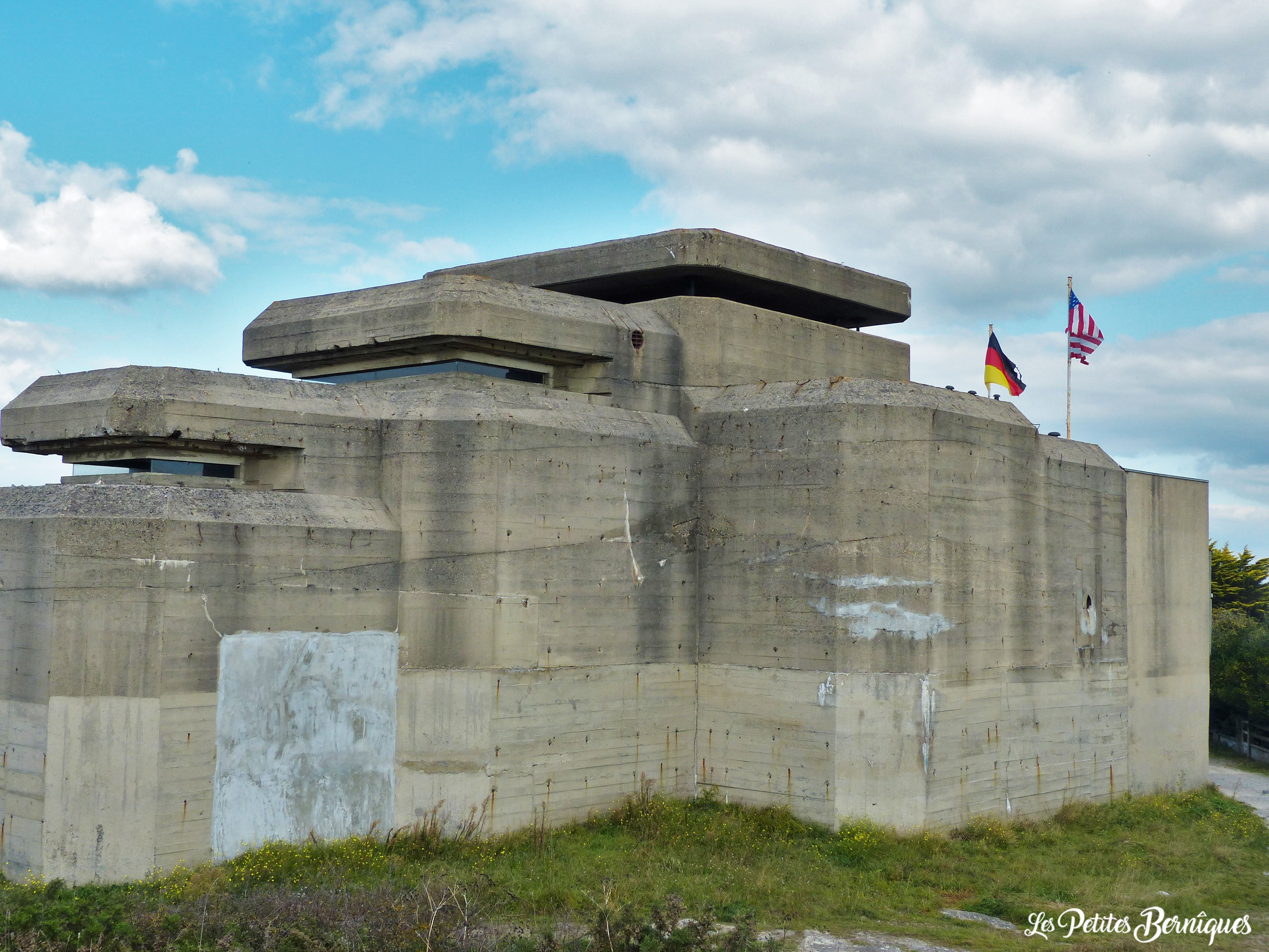 Le Grand Blockhaus Batz-sur-mer