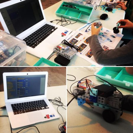 Programmez un robot - Saint-Nazaire Digital Week