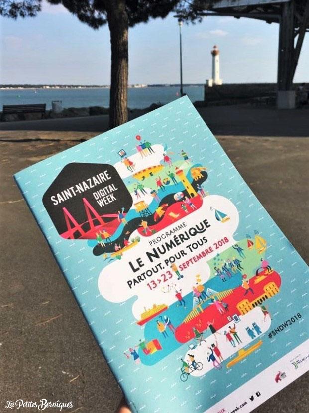Programme de la Saint-Nazaire Digital Week 2018