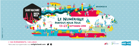 Saint nazaire digital week 2018