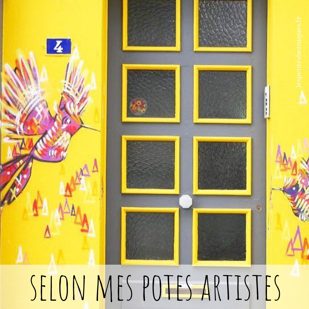 Saint-Nazaire selon mes potes artistes