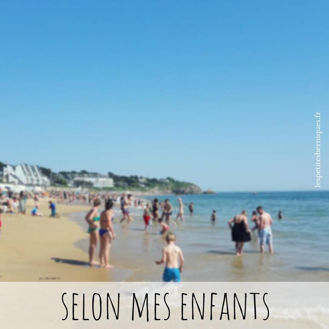 Saint-Nazaire selon mes enfants
