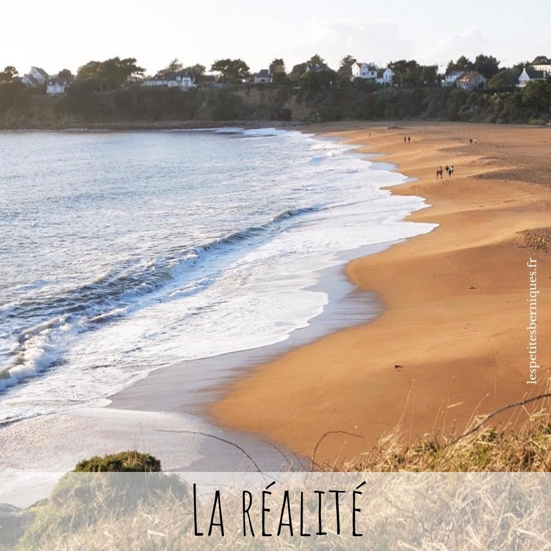 Saint-Nazaire - la réalité