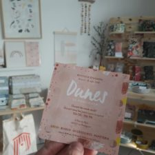 Boutique dunes - ephemere - createurs - pouliguen