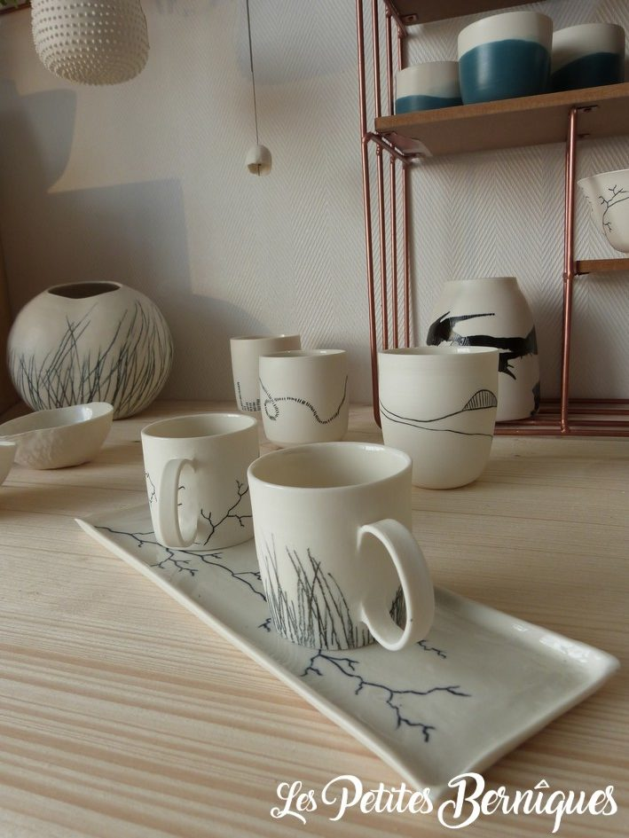 Ceramiste - atelier coville - creatrice