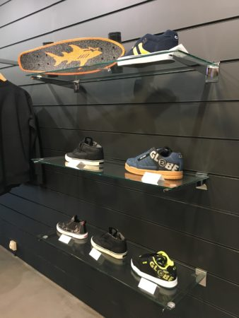 Shoes et casquettes