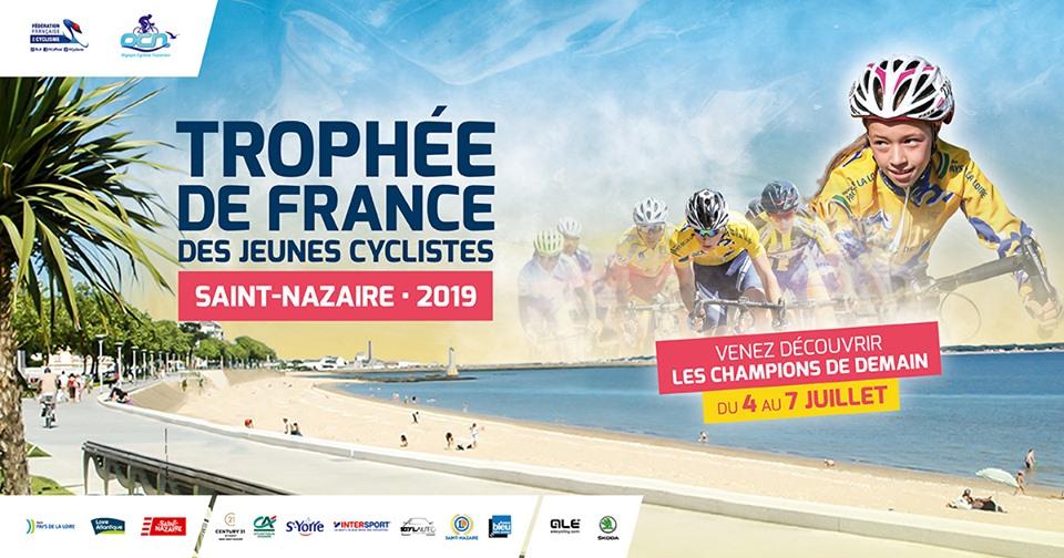 trophées des jeunes cyclistes saint-nazaire 2019