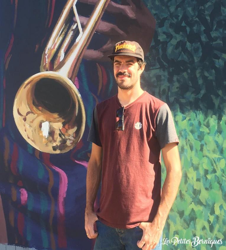 apolo torres - street art - saint nazaire