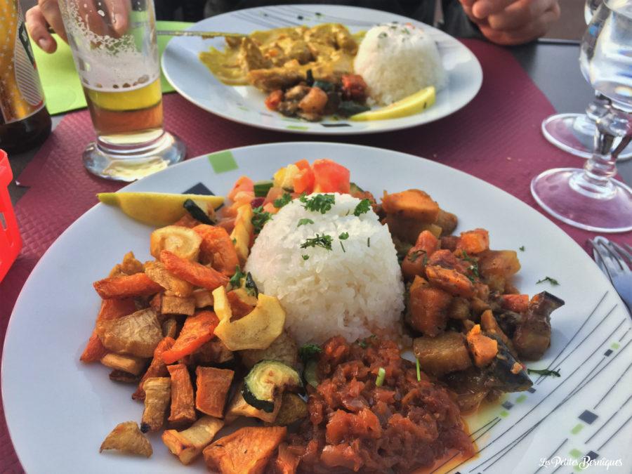Cuisine exotique : Restaurant Chez Marie, Saint-Nazaire