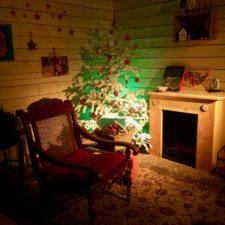Le Chalet du Père Noël - St-Nazaire
