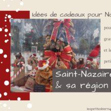 Idées cadeaux noel - saint-nazaire